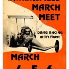 Bakersfield March Meet19th Annual HEAVY METAL SIGN