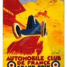 France Grand Prix HEAVY METAL SIGN