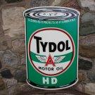 TYDOL HD MOTOR OIL CAN SIGN