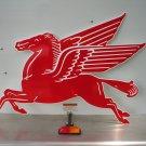 PEGASUS FLYING RED HORSE 20 GAUGE STEEL SIGN