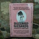 Buzzard Gizzards HEAVY METAL SIGN pink