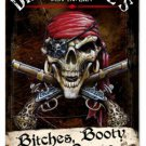 DIRTY PIRATES HEAVY METAL SIGN