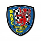BRITISH AUTOMOBILE RACING CLUB METAL SIGN