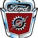 FORD LIGHTNING SIGN large steel METAL SIGN