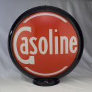 GASOLINE GAS PUMP GLOBE GLASS LENSES oil filling station DECOR