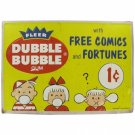 DUBBLE BUBBLE GUM EMBOSSED METAL SIGN
