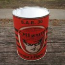 NEW OILZUM OIL CAN S.A.E. 30 EMPTY