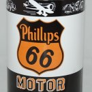 Phillips 66 METAL OIL CAN 32 FL. OZ NEW EMPTY