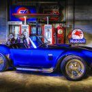 Shelby Cobra 427 Metal Sign