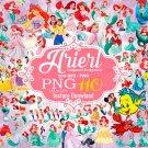 The Little Mermaid Clipart, The Little Mermaid png, Disney Clipart, Ariel Clipart, Princess Clipart