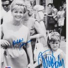 CARRIE FISHER & DEBBIE REYNOLDS SIGNED PHOTO 8X10 RP AUTOGRAPHED PICTURE