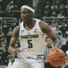 CASSIUS WINSTON SIGNED PHOTO 8X10 RP AUTOGRAPHED MICHIGAN STATE BASKETBALL !