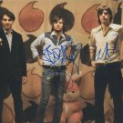 * THE AVETT BROTHERS SIGNED POSTER PHOTO 8X10 RP AUTOGRAPHED TRUE SADNESS