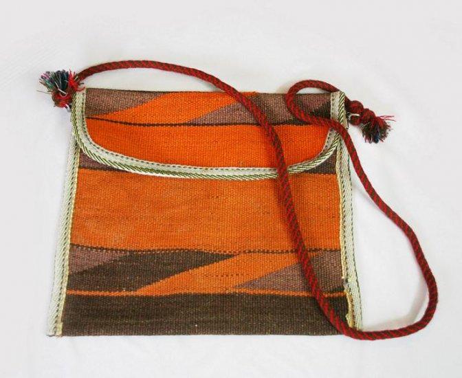 Unique Persian messenger bag
