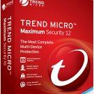 Trend Micro Titanium Maximum Security 16 - 2020 3 Years 3 Devices (Global Genuine Key)