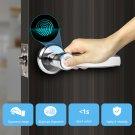 Fingerprint Smart Keyless Entry System Digital Biometric Door Lock Home Security