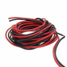 10 Feet 16AWG Wire Soft Silicone Cale High Temperature Tinned Copper Flexible Wire