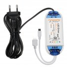 DC 12V LED Controller Remote Controller with 24 Key Remote Control RGB LED Light Strip Controller