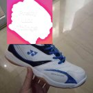 white shoes men sports shoes  (badmintion tennis squash)