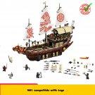 LEGOinglys Ninjago Movie Destiny's Bounty ship 70618 lego alternative gift idea kids
