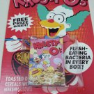 Toys Personalized  Krusty¨Os the simpsons custom