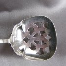 PIERCED HANDLE Sterling BON BON server by MANCHESTER SILVER
