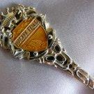 NIAGRA FALLS Souvenir  Spoon New York Canada