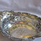 GORHAM Sterling  8 3/8 in. PIERCED BON BON BREAD FRUIT DISPLAY BOWL No. A1998 Victorian