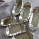 Sterling NUT BUTTER or CONDIMENT BOWL by TOWLE Set of 6