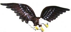 Wall Decor Eagle