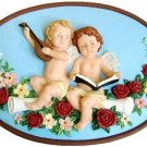Wall Decor Singing Angels
