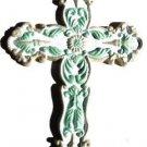 Wall Decor Cross Victorian