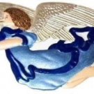 Angel Gabriel | Refrigerator Magnet | Custom Handpainted Magnet | Seasonal Magnets