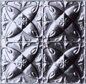 Metal Ceiling Panel Camellia