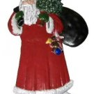 Santa | Christmas Ornament | Hand-Painted Gifts | Decor