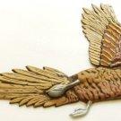 Pheasants Flying