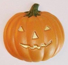 Pumpkin | Jack O'Lantern | Ornament | Hand-Painted Gifts | Decor
