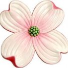Dogwood, Flower| Refrigerator Magnet | Handpainted Magnets | Plant Magnets