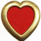 Heart   Refrigerator Magnet   Custom Handpainted Magnet   Seasonal Magnets