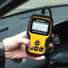 Autophix OM127 Obd2 Automotive Scanner JOBD Japanese Car Erase Fault Code Reader