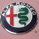***NEW*** 40mm Alfa Romeo 159 Steering Wheel Badge Emblem Sticker Decal Logo