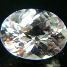 #8375 White Sapphire - Tint of Pink Natural 2.32 cts