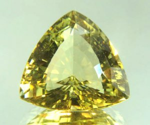 #8894 Feldspar Medium Yellow Natural 16.38cts