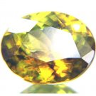 #9473 Rare!! Sphene Mixed Color Natural 5.16 cts