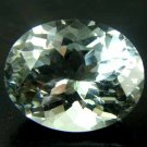 #9766 Beryl White with Tint of Blue Natural 21.16 cts