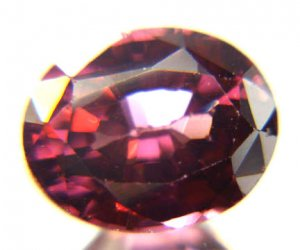 #11636 Spinel Fine Strawberry Red Natural 2.12cts