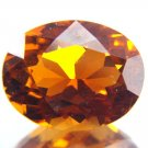 #11740 Tourmaline Gorgeous Reddish Orange Natural 6.12 cts