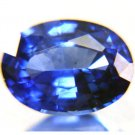 #11808 Blue Sapphire - Fine Medium Blue Natural 0.91cts