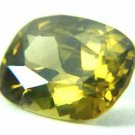 #12249 Zircon Yellow - Green Natural 6.96 cts
