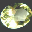 # 12534 Beryl Medium Yellow Natural 3.42cts